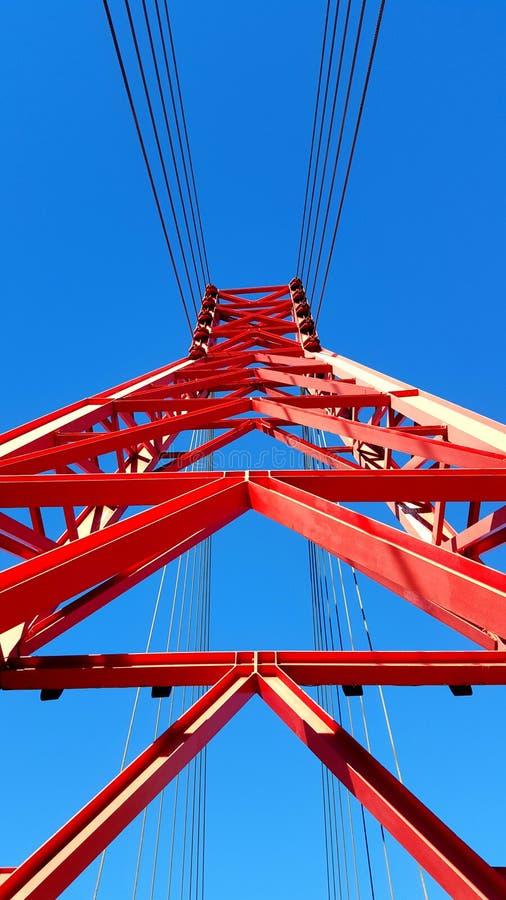 Rojo alto imágenes de archivo libres de regalías