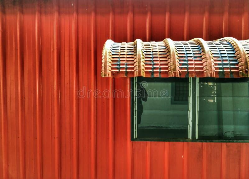 Rojo del diablo foto de archivo libre de regalías