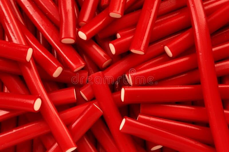Rojo del regaliz fotos de archivo libres de regalías