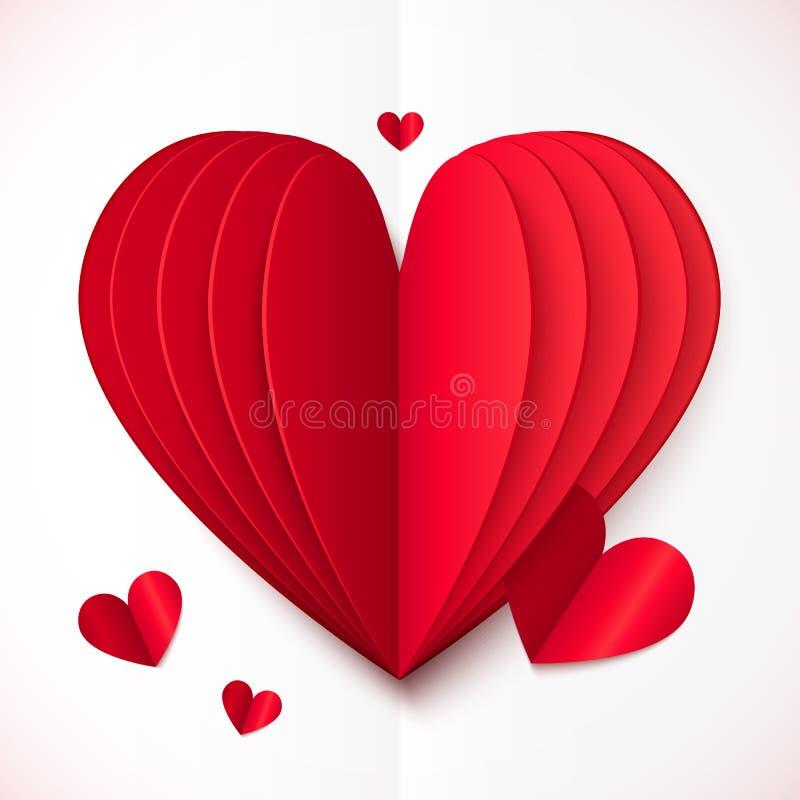doblar papel en corazon