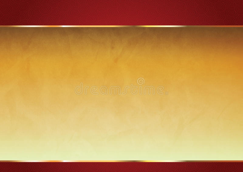Fondo chino oriental ilustración del vector