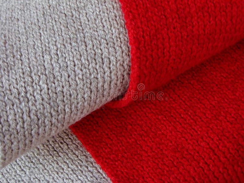 Rojo y gris foto de archivo