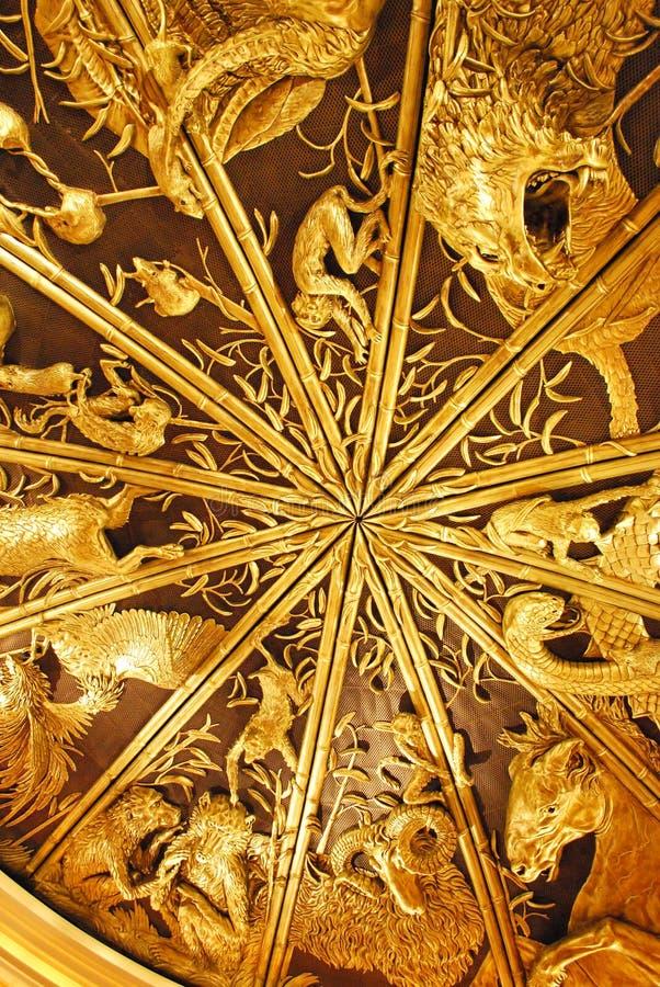Rok chiński zodiak zdjęcia royalty free