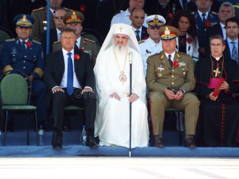 100 rok po Pierwszy wojny światowa w Europe w Europe, uczczenie, romanian bohaterzy zdjęcie royalty free