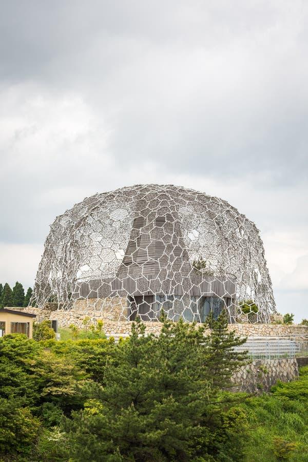 RokkoShidare Observatory In Mount Rokko And Maya Editorial Image