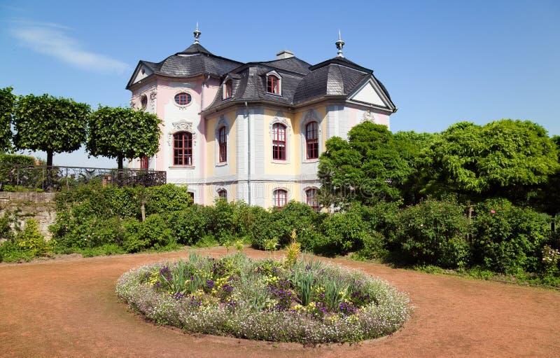 Rokokowy pałac zdjęcie stock