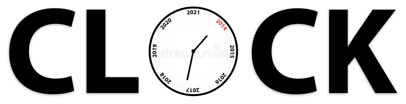Roku zegar