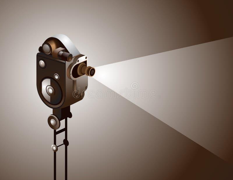 Rol de film stock illustratie