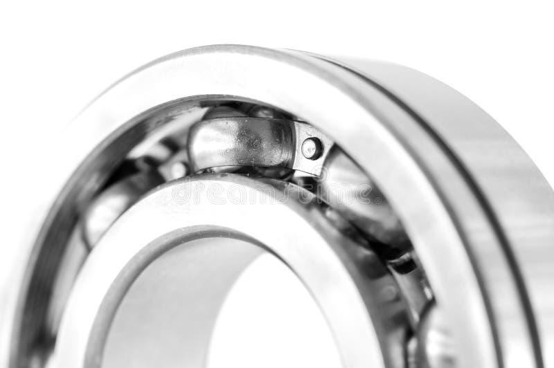 Rolamento de esferas do metal fotos de stock