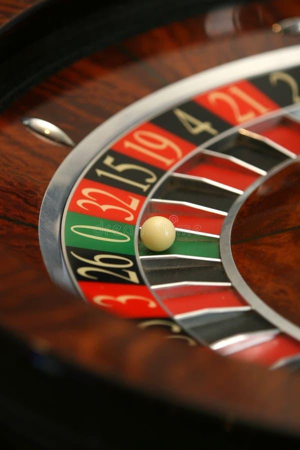 Roleta no casino fotos de stock royalty free