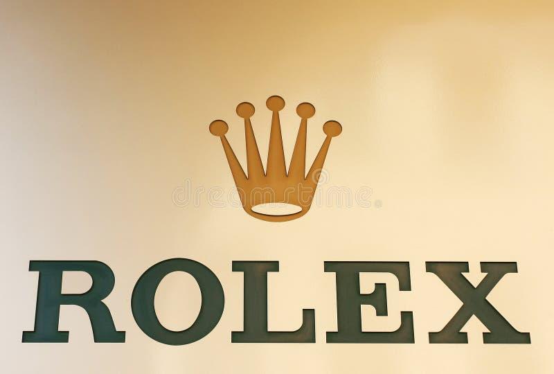 Rolex brennen ein