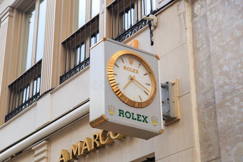 Rolex cronometra fotografia de stock royalty free
