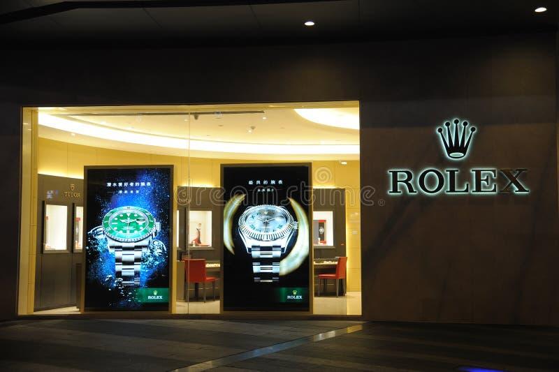 rolex sklep obrazy royalty free