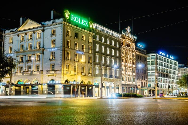 Rolex stockent photos libres de droits