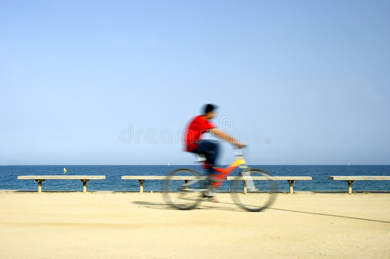 rolig sommar fotografering för bildbyråer