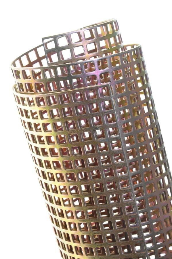 Download Rolka Błyszcząca Metal Powierzchnia Zdjęcie Stock - Obraz złożonej z tło, rolka: 28966604