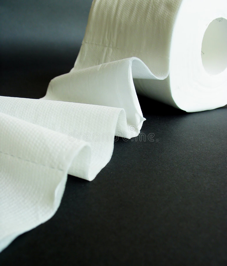 Rolki Do Toalety Obraz Stock