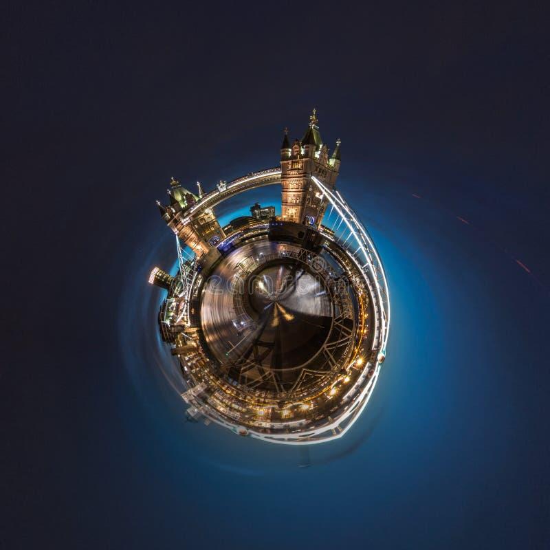Rolki Londyn wierza światowy most obraz stock