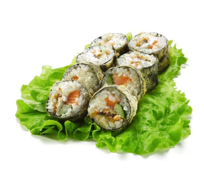 rolki tempura zdjęcie royalty free