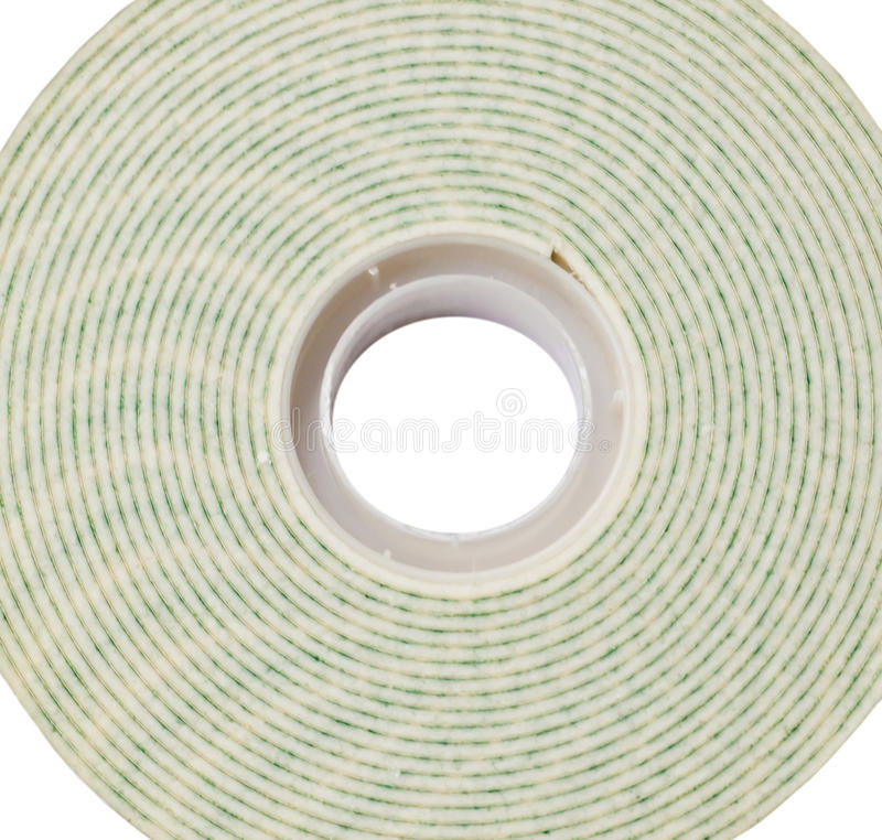 roll of masking tape.