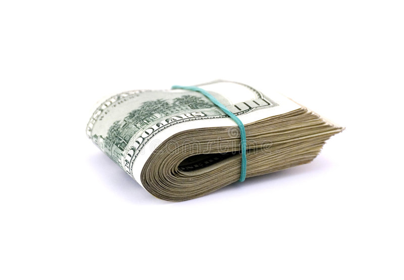 Download Roll of money stock image. Image of president, currency - 2847137