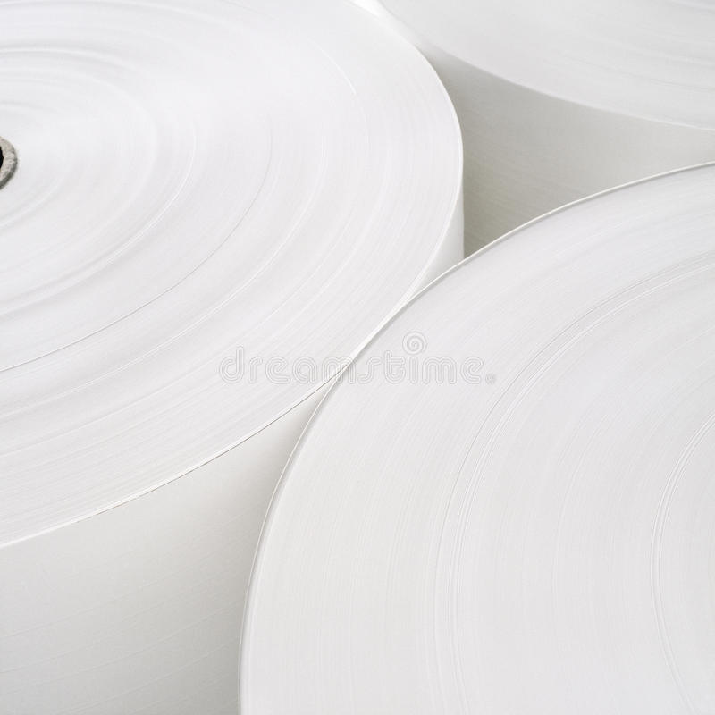 Free Roll Of Paper Stock Photos - 16408703