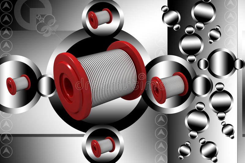 Download Roll tin stock illustration. Image of background, welding - 14598065