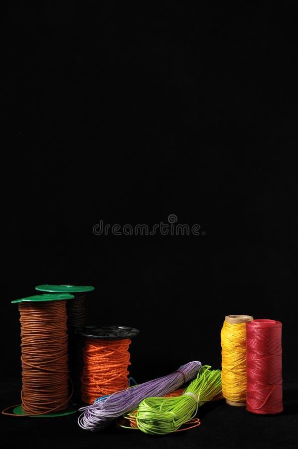 Roll of Twine fotos de stock
