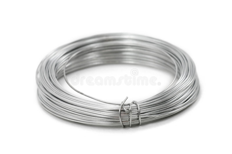 Download A roll of wire stock photo. Image of bend, wire, tool - 1498194