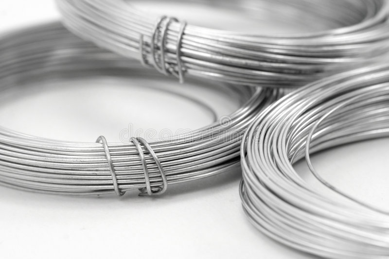 Download Roll Of Wire Stock Photo - Image: 1498200