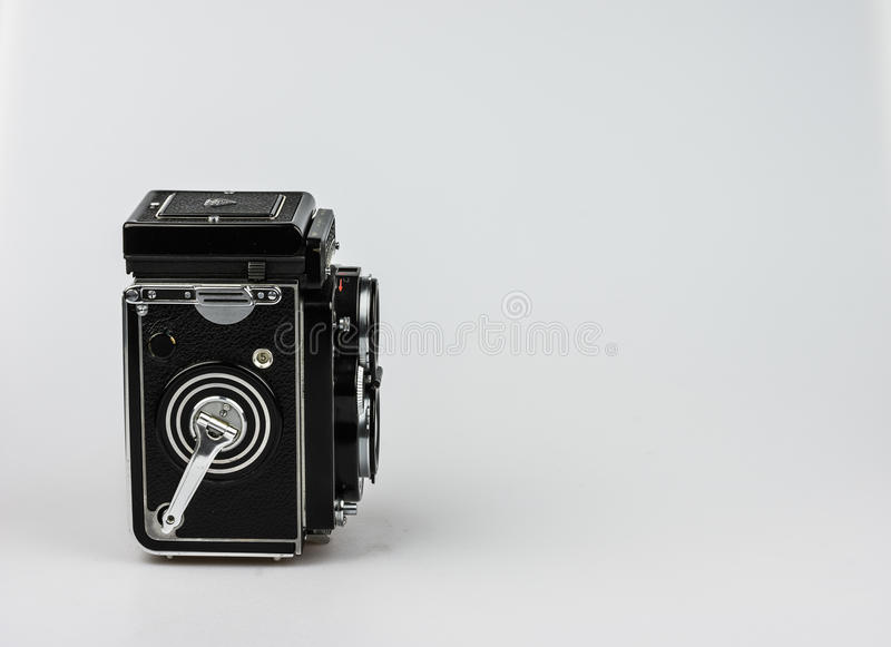 Rolleiflex F3.5 - Model 3 1960-1964. stock photos