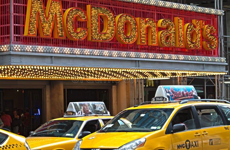 Rollen New York stockfotografie