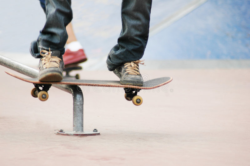Download Roller blade park #4 stock photo. Image of recreating, outdoors - 215478
