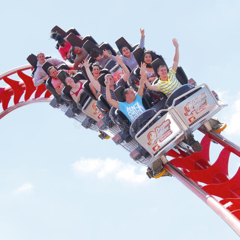 Download Roller coaster ride editorial stock photo. Image of rollercoaster - 31943768