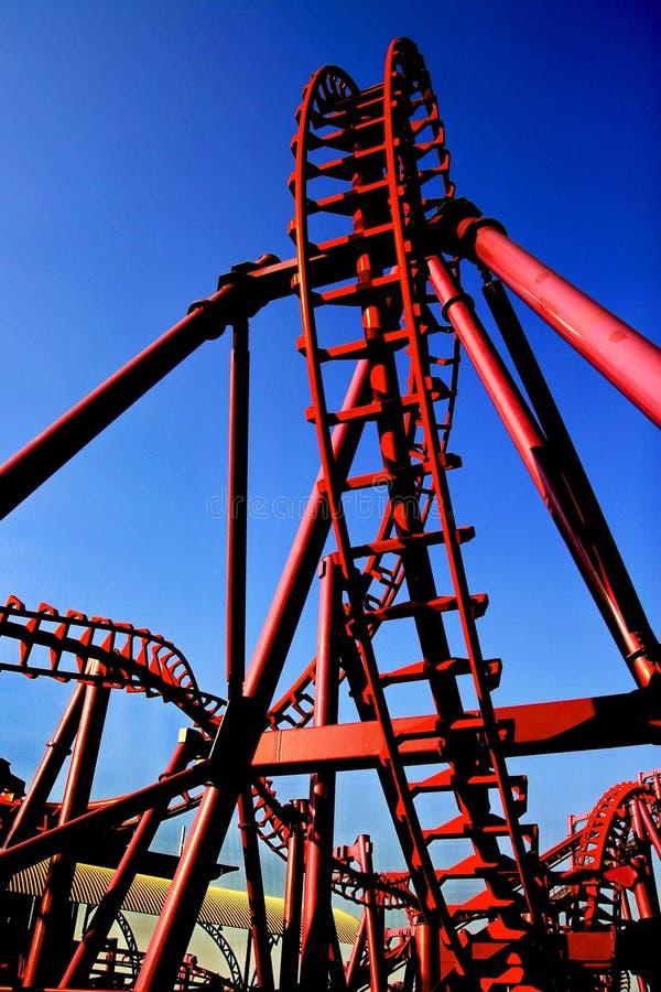 Free Roller Coaster Royalty Free Stock Photo - 13647335