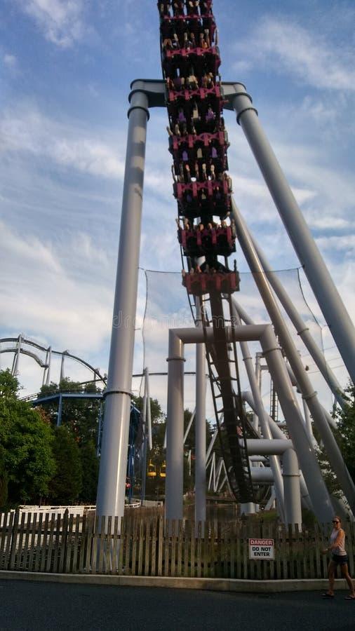 Roller Coaster stock foto's