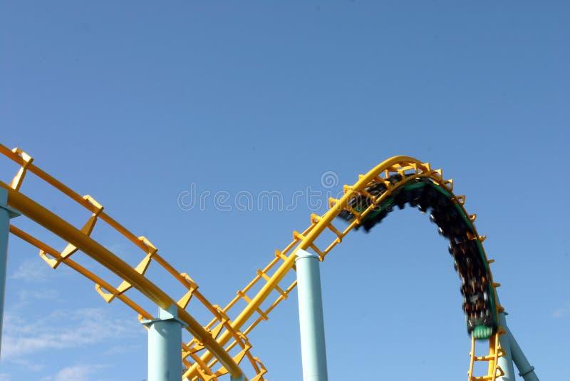 Download Roller Coaster stock image. Image of machine, pounding - 175085