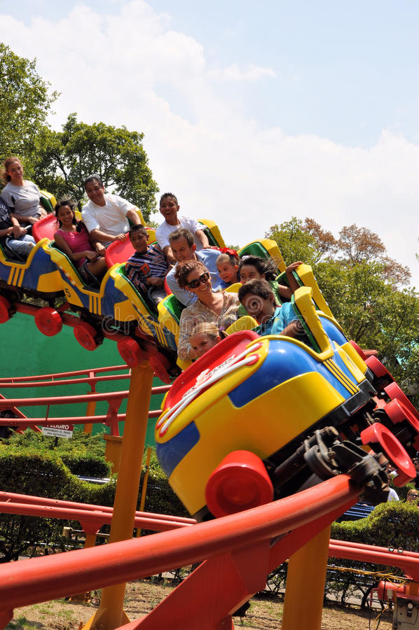 Download Roller Coaster Editorial Stock Image - Image: 19762619