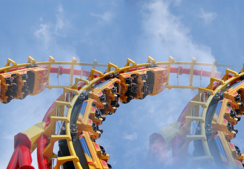Download Roller Coaster Stock Photos - Image: 2186773