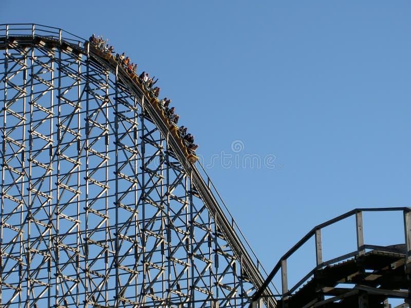 Roller Coaster Ride Free Public Domain Cc0 Image