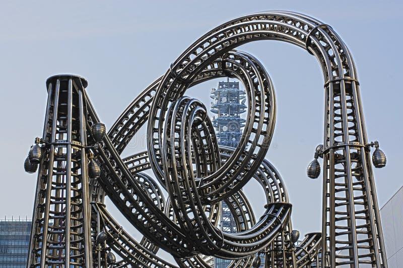 Roller Coaster Track Free Public Domain Cc0 Image