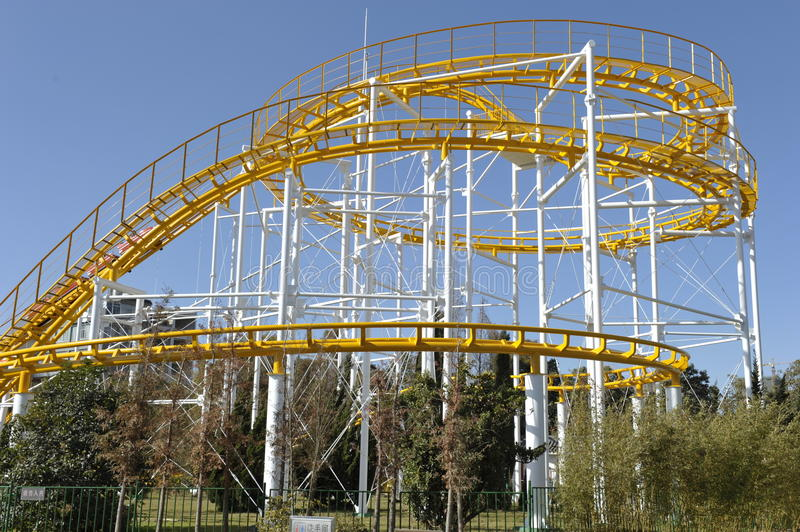 Download Roller Coster stock photo. Image of coasters, track, excitement - 28493030