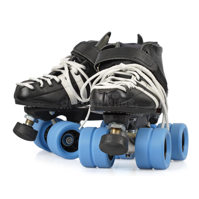 Free Roller Derby Skates Isolated Royalty Free Stock Image - 17436896