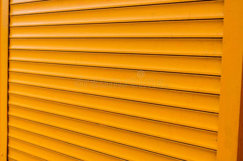 Roller shutter texture royalty free stock image