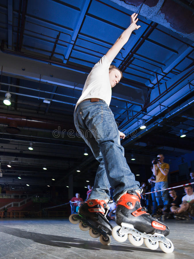 Download Rollerblading Competition Editorial Image - Image: 22317775