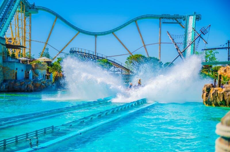 Rollercoaster στοκ φωτογραφίες με δικαίωμα ελεύθερης χρήσης