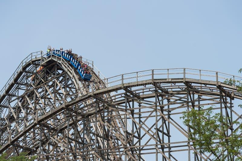 Rollercoaster στοκ εικόνες