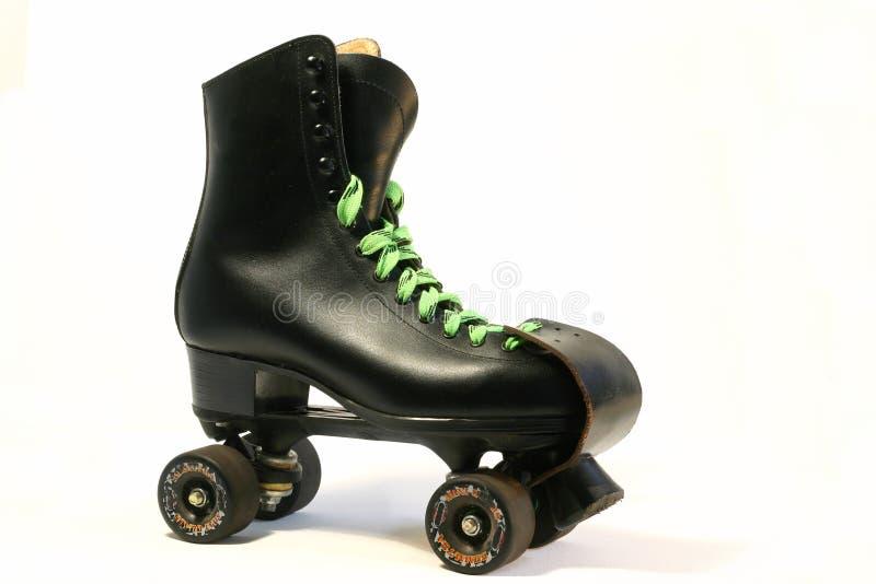 Download Rollerskate imagen de archivo. Imagen de verde, negro - 1277379