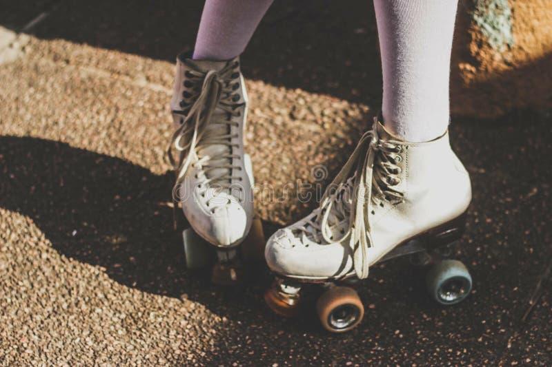 Rollerskate lizenzfreies stockbild