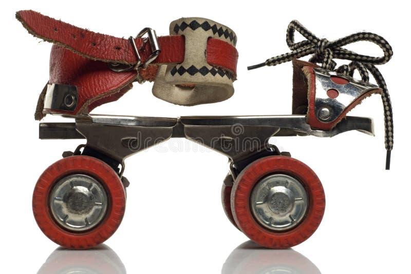 Rollerskates imagem de stock